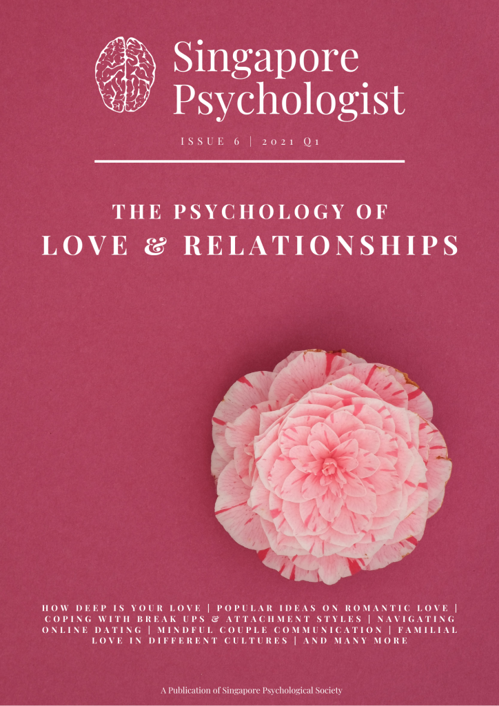 Psychology of love and relationships